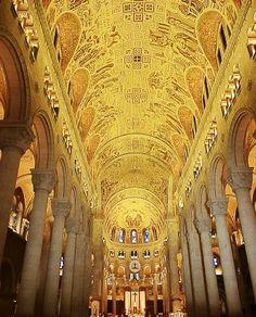 Quebec City: Ste Anne de Beaupre Basilica