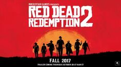 Get Your First Look At Red Dead Redemption 2