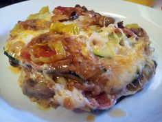 Eating Bariatric: Pizza Casserole FTW!