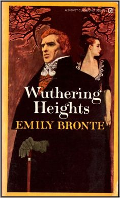 Wuthering Heights by Emily Brontë | 21 Romantic Books You Can Absolutely Lose Yourself In