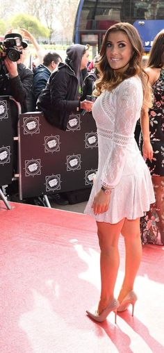 Mini Skirt Dress, Mini Skirts, Sexy Dresses, Short Dresses, Kym Marsh, Thing 1, The Most Beautiful Girl, American Women, Sexy Legs