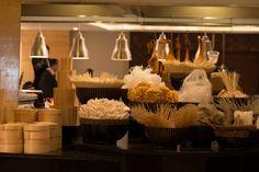 Cinnamon Grand's Noodles restaurant offers over ten types of noodles