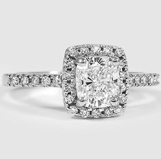 """Well, """"Hello"""" you irresistibly glamorous diamonds!!!! What a pretty ring you are."""