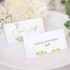 Maila, Place Cards, Place Card Holders