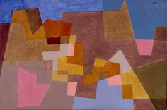 Paul Klee - Überbrückung, 1935