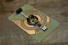 Picture of Complete Circuit Board Lab & POV Business Card