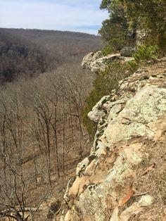 Mini crag at Hawgsbille