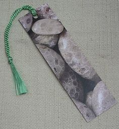 A bundle of #petoskey stone bookmarks! A great buy for #teachers or for #brides for #wedding favors or #shower favors! #greatlakes