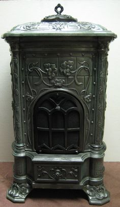 Art Nouveau Stove