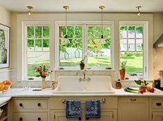 high back kitchen sinks | Muraca Design