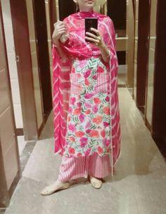 Indian Attire, Indian Wear, Indian Outfits, Designer Punjabi Suits, Indian Designer Wear, Pakistani Dress Design, Pakistani Dresses, Suit Fashion, Fashion Outfits