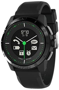 Cookoo 2 SmartWatch, Black – Retail Packaging  For the awesome Cookoo Smartwatches make sure you visit: http://www.smartwatchnet.com/product-category/smartwatches/cookoo/  #cookoo #smartwatch #wearables
