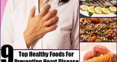 Top 9 Super Natural Foods Makes Healthy Heart | Prevention