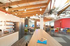 Office Design Case Study - Office Relocation - Kings Cross Offices - Office Space in London