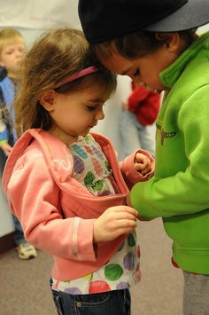 Turning a Toddler's no into a yes, transitions and preparation for transitions by Fraser Minnesota, via Flickr