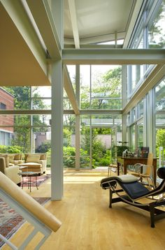 glass door indoor outdoor