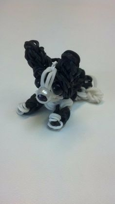 Boston Terrier Loom Tutorial