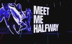 Meet me halfwy remixed