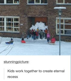Omg. I remember when Kennadi and I tried doing this. Worth a visit to the principal.
