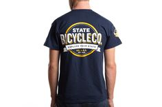 State Bicycle Co. - Explore Your State T-Shirt 441297c63