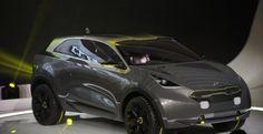 Kia Gives Niro Concept Production Go-Ahead