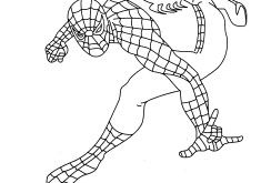 Pin By Printablecoloringpagesdotinfo On Collections Of Spiderman