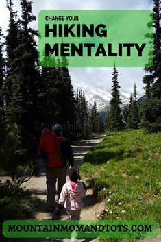 Hiking with Kids - Hiking Mentality - Explore Outdoors - Family Hikes - Outdoor Families - Trails with Tots - Ditch the Destination - Outdoors with Children - Kids Hikes - Kid Hiking Ideas