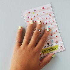 little kawaii monster nail stickers  1,99€ #essenceexclusives
