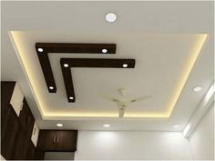 Creative Tips and Tricks: False Ceiling Lounge Home Theaters contemporary false ceiling bedroom.False Ceiling Living Room Home false ceiling reception living rooms.False Ceiling Bedroom With Fan. Simple False Ceiling Design, Gypsum Ceiling Design, House Ceiling Design, Ceiling Design Living Room, Bedroom False Ceiling Design, False Ceiling Living Room, Home Ceiling, Bedroom Ceiling, Living Room Lighting