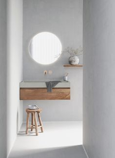 Let us help you create your dream bathroom, from custom floorplans to bathroom furniture visualization. Wc Bathroom, Diy Bathroom Remodel, Bathroom Toilets, Bathroom Furniture, Wooden Bathroom, Concrete Sink, Concrete Bathroom, Wooden Magazine Rack, Fiberglass Shower