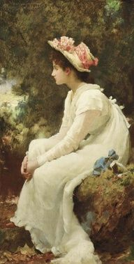 Thomas Benjamin Kennington paintings