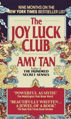 The Joy Luck Club- Amy Tan