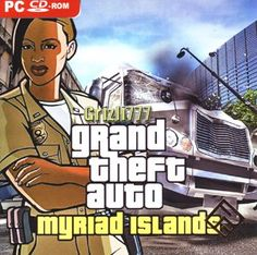Grand Theft Auto Myriad Islands