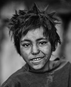 1X - Dalit boy by Jan Møller Hansen