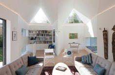 Feld Architecture Designs a Contemporary Home in Saint-Cast-le-Guildo, France