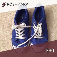 Coach Tennis Shoes Excellent Condition! Coach Shoes Sneakers