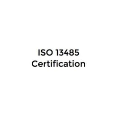 ISO 13485 provides a complete quality management guide for the manufacturing and design of medical devices. URS provide iso 13485 certification in all India.