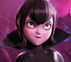 Mavis Dracula Loughran is the deuteragonist of the Hotel Transylvania movie series. She is the Vampire daughter of Count Dracula and Martha of Lubov Castle. In the first film, she is 118 years old and meets Jonathan Loughran. Disney Pixar, Anime Disney, Mavis Hotel Transylvania, Mavis Costume, Dreamworks, Chibi, Cool Monsters, Movie Characters, Disney Channel