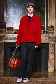 Valentino Fashion Show Menswear Collection Fall Winter 2017 in Paris