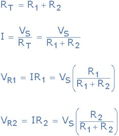 Kirchhoff's Voltage Drops