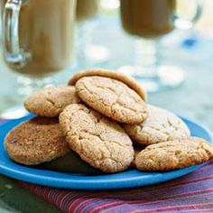 Snickerdoodles Recipe | MyRecipes.com