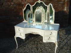shabby chic WHITE Me Please. OTHER SHAPES2 Ok. SMILE