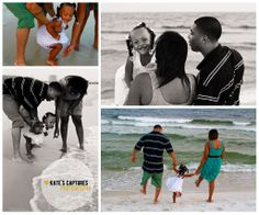 Pensacola Beach Engagement + Family Session | Kate's Captures Photography 2013