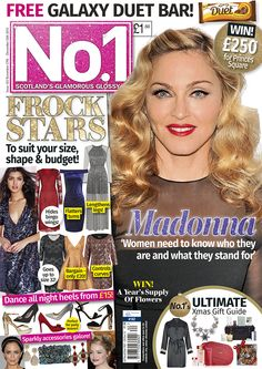 Take a look at issue 162! #no1magazine #scotland