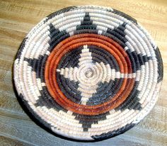 Southwest Indian Basket- beauty!