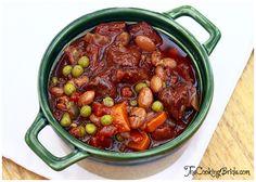 Spicy Venison Stew