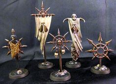 Chaos objective markers - In fact, more ideas for chaos altars in dungeons