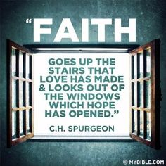 ch+spurgeon+quotes | Faith, Hope, Love. C.H. Spurgeon | Quotes