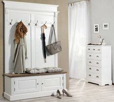 Teak, Brighton, Entrance Ways, Hall Design, Furniture Projects, Wardrobe Rack, Wood Crafts, Repurposed, Modern