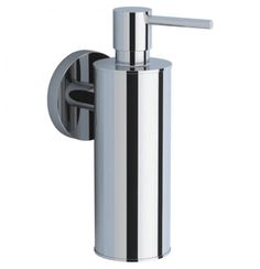 Jaquar Continental Shop Dispenser With Metallic Bottle Soap Dispensers, Plumbing, Basin, Metallic, Bottle, Shopping, Flask, Bathroom Fixtures
